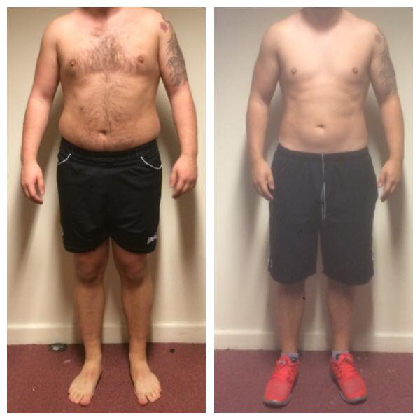 Carl Body Transformation - Update